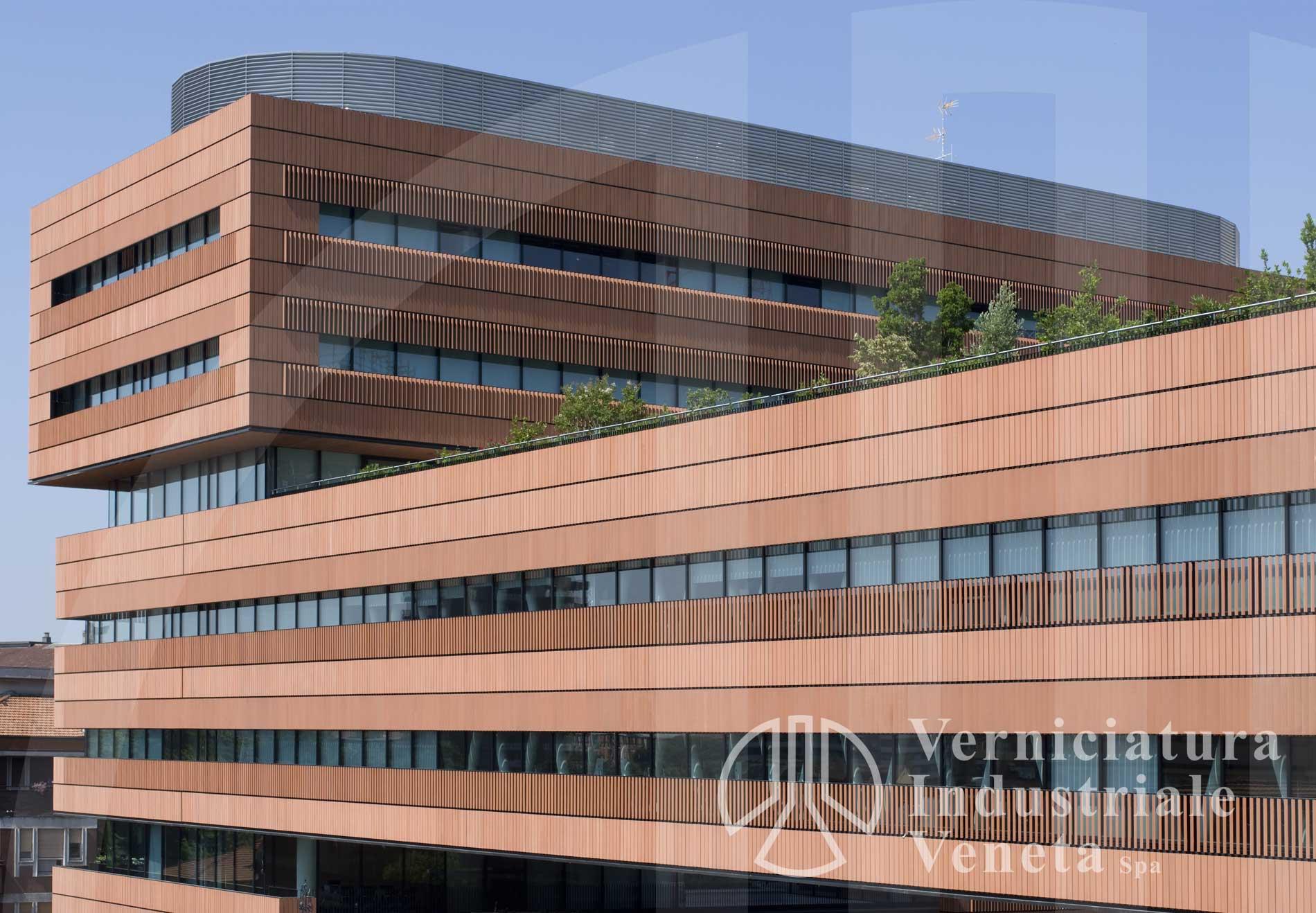 Campari Headquarters Residenze Sesto San Giovanni Milano
