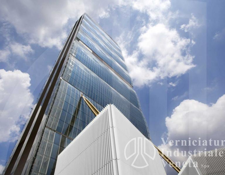 Torre Allianz Isozaki Citylife Milano